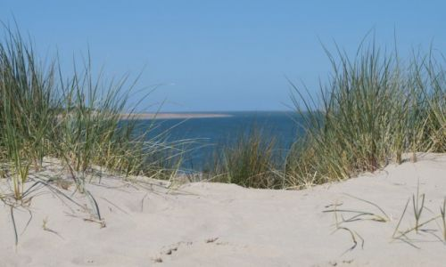 Zdjecie HOLANDIA /  Grevelingen / Port Zelande / Morze