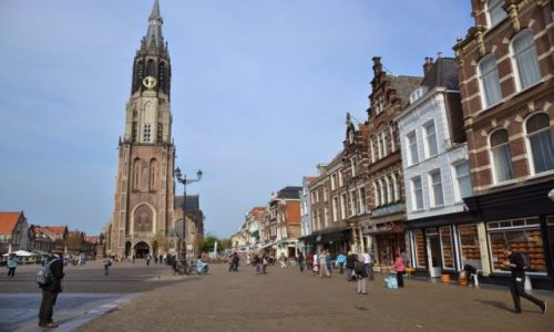 Zdjęcie HOLANDIA / Holandia Południowa / Delft / Delft