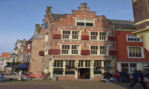 HOLANDIA / Holandia Południowa / Delft / Delft