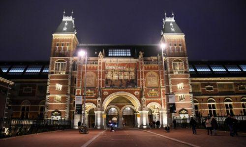 Zdjęcie HOLANDIA / Amsterdam / centrum / Rijskmuseum