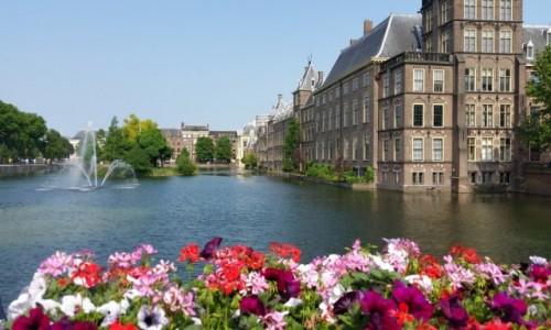 HOLANDIA / Haga / Binnenhof / Binnenhof