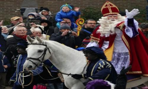 Zdjęcie HOLANDIA / Fryzja / Leeuwarden / Przybycie Świętego Mikołaja