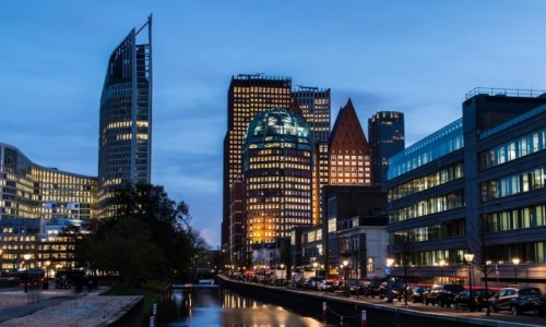 Zdjecie HOLANDIA / Haga (Den Haag) / Hague / Den Haag