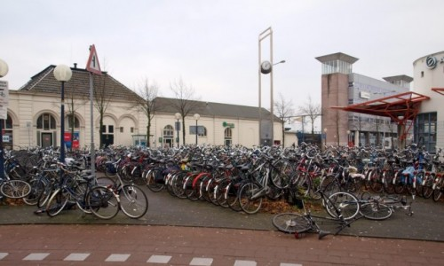 Zdjęcie HOLANDIA / Fryzja / Leuwarden / Gdzie go zostawiłem