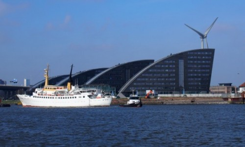 Zdjęcie HOLANDIA / Rotterdam / Rotterdam / Rotterdam