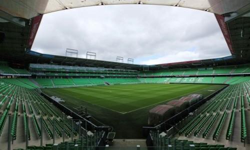 Zdjecie HOLANDIA / Groningen / Stadion / Tutaj gra FC Groningen