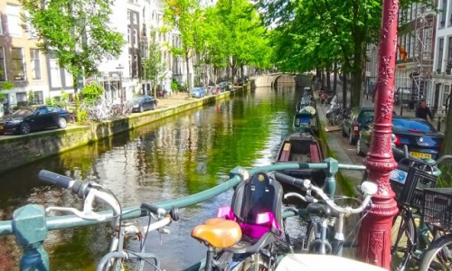 Zdjecie HOLANDIA / Amsterdam / Amsterdam / Amsterdam