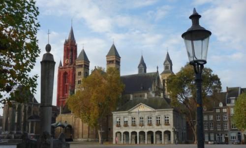Zdjecie HOLANDIA / Limburgia / Maastricht / Bazylika św. Serwacego