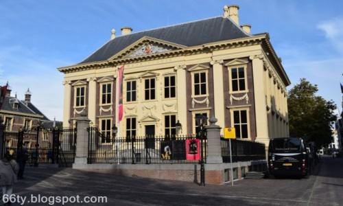 Zdjecie HOLANDIA / - / Haga / Królewska Galeria Malarstwa