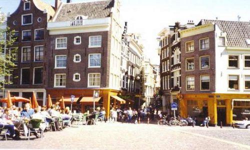 HOLANDIA / Amsterdam / Amsterdam / Amsterdam
