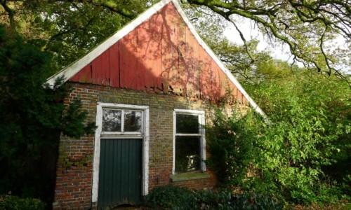 Zdjecie HOLANDIA / Wschodnia Holandia/ Achterhoek / Kotten / Wiekowy dom dla służby
