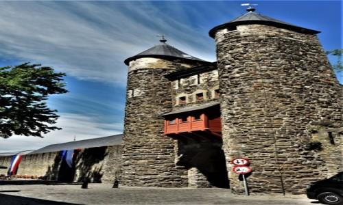 Zdjecie HOLANDIA / Limburg / Maastricht / Maastricht,mury obronne