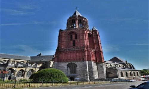 Zdjecie HOLANDIA / Limburg / Maastricht / Maastricht, kościół protestancki św. Jana