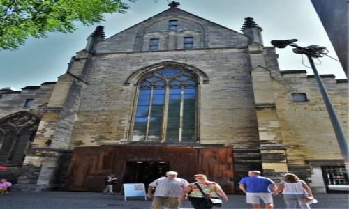 Zdjecie HOLANDIA / Limburg / Maastricht / Maastricht, dawny kościół dominikański
