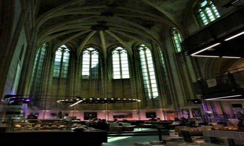 HOLANDIA / Limburgia / Maastricht / Maastricht, dawny kościół dominikanów
