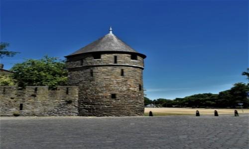 HOLANDIA / Limburgia / Maastricht / Maastricht, mury obronne