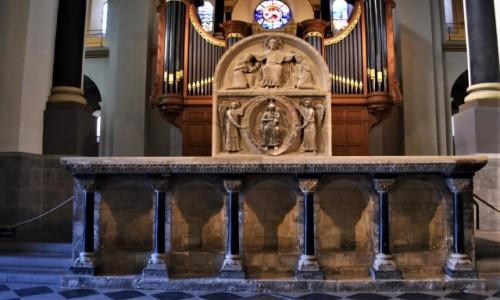HOLANDIA / Limburgia / Maastricht / Maastricht, Bazylika św. Serwacego
