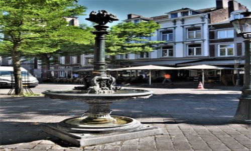 HOLANDIA / Limburgia / Maastricht / Maastricht, zakamarki