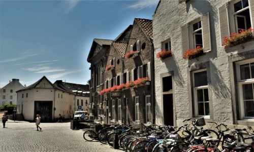 Zdjecie HOLANDIA / Limburgia / Maastricht / Maastricht, zakamarki