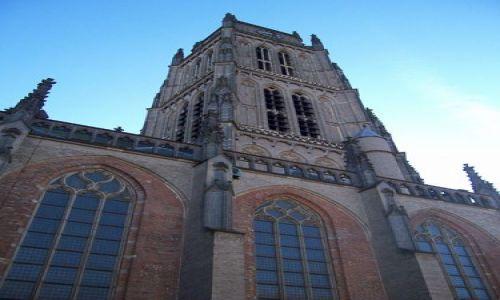 Zdjęcie HOLANDIA / Geldria / Zaltbommel / Kościół w Zaltbommel
