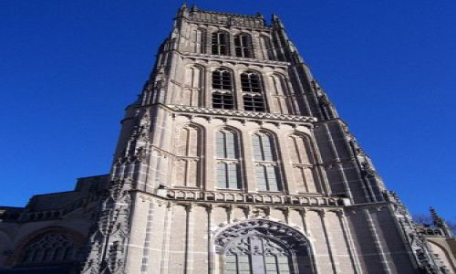 Zdjecie HOLANDIA / Geldria / Zaltbommel / Kościół w Zaltb