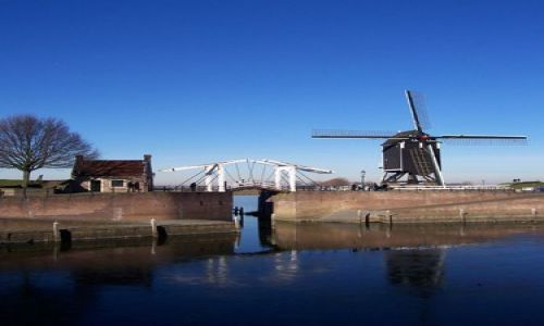 Zdjecie HOLANDIA / Brabancja Północna / Heusden / Heusden - prawdziwa perełka Holandii