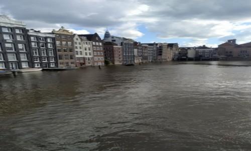 Zdjecie HOLANDIA / Amsterdam / Amsterdam / Holenderska Wenecja