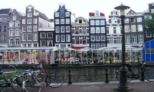 Zdjecie HOLANDIA / Amsterdam / Amsterdam / Flower Market