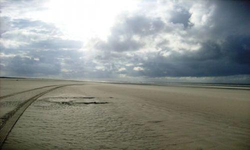 Zdjecie HOLANDIA / brak / Schiiermonnikoog / Krajobraz
