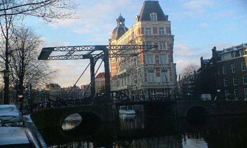 Zdjecie HOLANDIA / Amsterdam / Amsterdam / Most