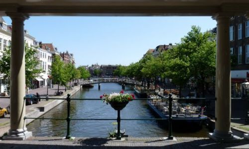 Zdjecie HOLANDIA / Zuid Holland / Leiden / Centrum