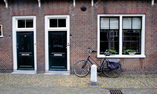 Zdjęcie HOLANDIA / - / Alkmaar / Rower