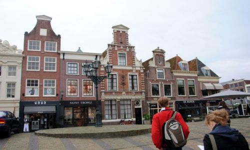 Zdjęcie HOLANDIA / - / Alkmaar / Rynek