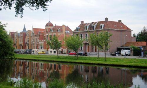 Zdjecie HOLANDIA / - / Alkmaar / Kanał 2