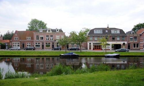Zdjęcie HOLANDIA / - / Alkmaar / Kanał 3