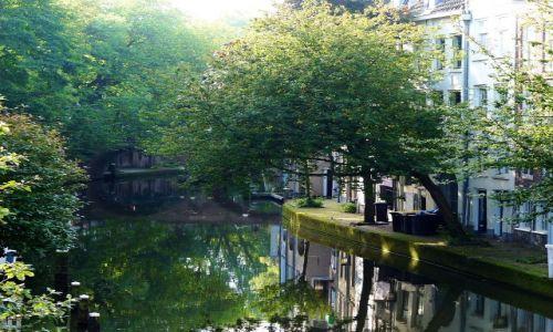 Zdjęcie HOLANDIA / utrecht / utrecht / Poranny Utrecht