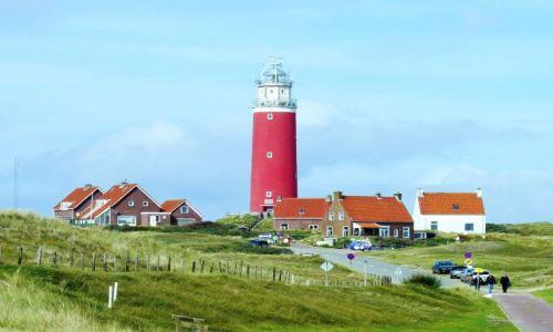 HOLANDIA / Texel / Cocksdorp / Bezpieczna przystań na wyspie