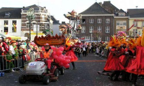 HOLANDIA / Limburg / Sittard / Karnawal w Sittard
