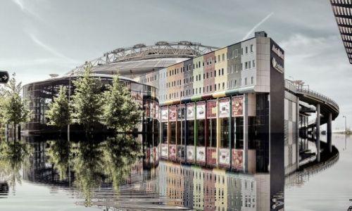 Zdjęcie HOLANDIA / Nord Holland / Amsterdam / Ajax Arena