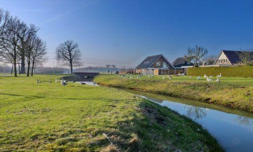 HOLANDIA / Overijssel / Hengelo / Koniec zimy !
