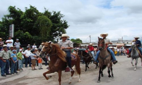Zdjęcie HONDURAS / Interior / Interior / Jeźdźcy