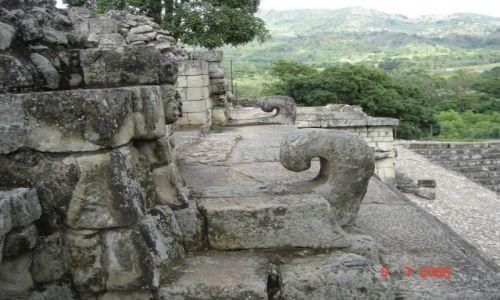 Zdjęcie HONDURAS / Copan / Copan / Archeo...