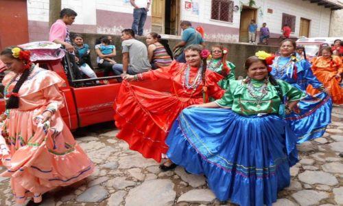 Zdjęcie HONDURAS / - / Yuscaran / Święto mango