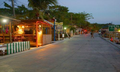Zdjecie HONDURAS / Roatan / West End / Karaibskie klimaty