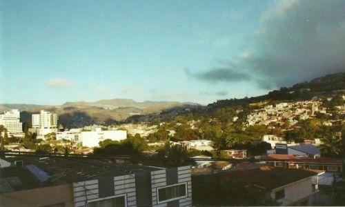 Zdjęcie HONDURAS / Stolica / Tegucigalpa / Stolica