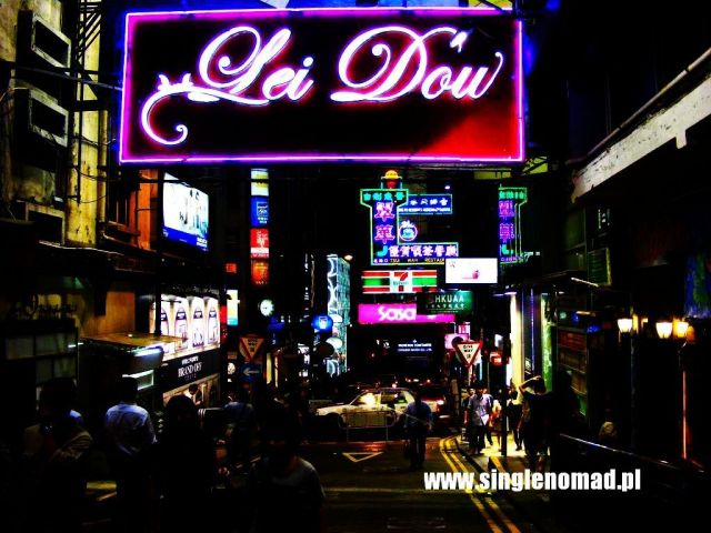 Zdjęcia: Hong Kong, Hong Kong Island, Dzień czy Noc?, HONG KONG