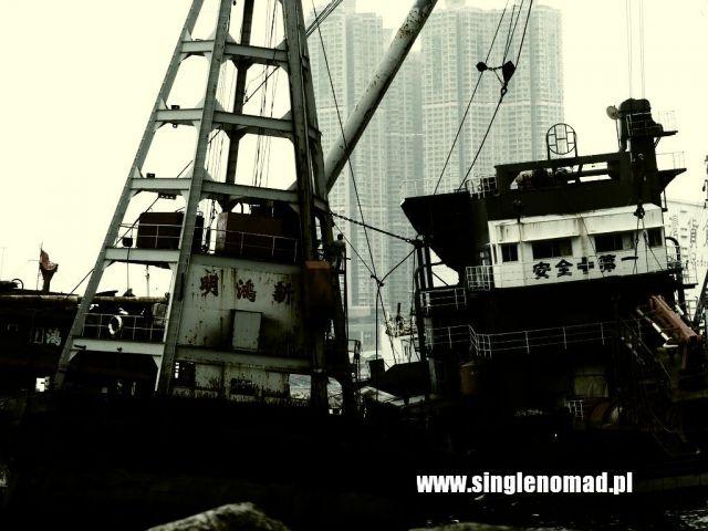 Zdjęcia: Hong Kong, Kowloon, Przytulasy, HONG KONG