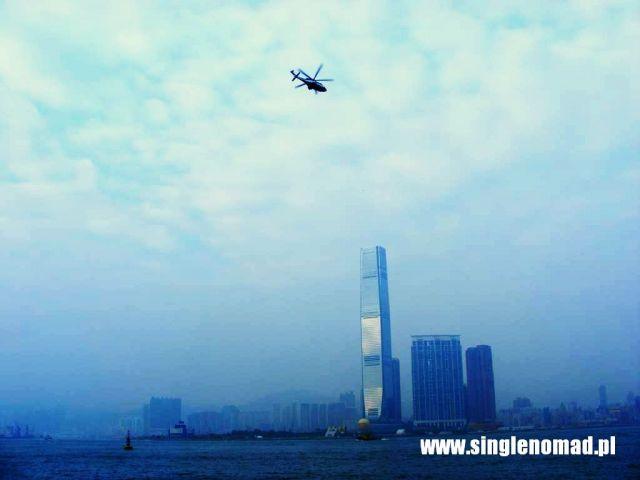 Zdjęcia: Hong Kong SAR(s), Hong Kong, Helikopter, HONG KONG