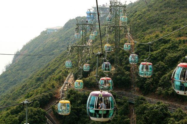 Zdjęcia: HongKong, Ocean Park - czasem trzeba się pobawić:), HONG KONG