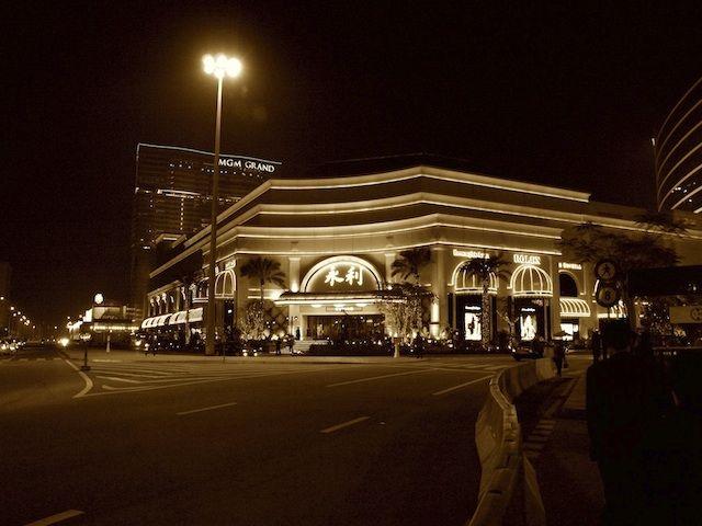 Zdjęcia: Macau, night in Macau, HONG KONG